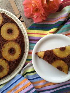 Gâteau ananas chocolat