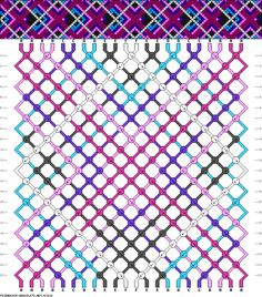 22 strings, 6 colors