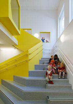 Ecole coloré