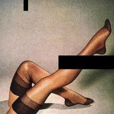 #sexy #chrisferebeedesign #collage #artist #artiseverything #artismyaddiction #lovetheblacklines #callingallbachelors #ladiesstockings #marthamoosdesign