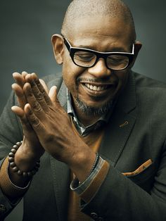 """Forest Whitaker - I like him since I saw him in the movie """" Good Morning Vietnam """" . Tv Actors, Actors & Actresses, African American Actors, Forest Whitaker, Actor Headshots, Black Actors, Corporate Headshots, Black King And Queen, Well Dressed Men"""