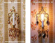 Wall Sconces: with or without lighting tutorial