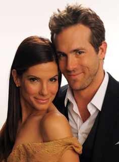 the proposal's sandra bullock and ryan reynolds