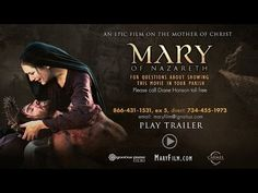 MARY of NAZARETH Film Trailer - YouTube