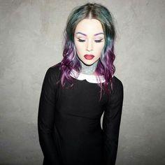 Tgr haur the makeup i love