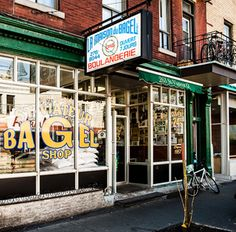 St-Viateur Bagel Shop