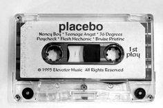 #Placebo #music #cassette