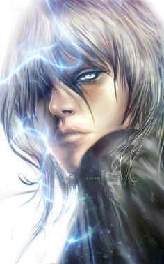 Evanescent, LaceWingedSaby サビのレースの翼 on ArtStation at https://www.artstation.com/artwork/31YkY #smtry #originalcharacter #blind #whitehair #character #concept #artworks #fanart #lacewingesaby