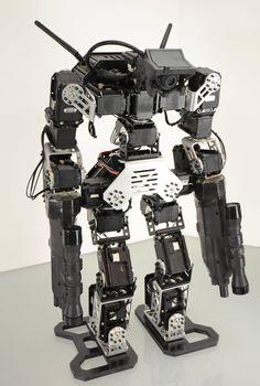 Los robots son un sistema electromecánico que, por su apariencia o sus movimientos, ofrece la sensación de tener un propósito propio.