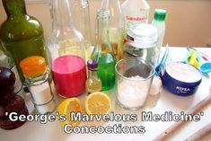 Make a marvellous medicine