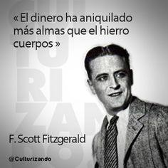 Cápsula Cultural: ¿Quién fue Francis Scott Fitzgerald?