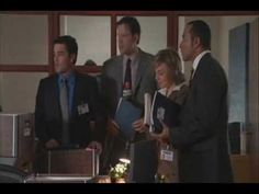 """Sue Thomas FBEye Ep. 216 'The Kiss' ~ Clip: """"Office Politics"""" - YouTube This was just hilarious"""