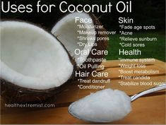 Coconut oil the complete natural health guide! Find out the health benefits of coconut oil today! Find out how coconut oil can, cur. Coconut Oil For Acne, Coconut Oil Uses, Benefits Of Coconut Oil, Oil Benefits, Health Benefits, Natural Skin Care, Natural Health, Natural Moisturizer, Tips Belleza