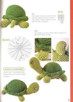 Best 12 Discover Art inspiration, ideas, styles – Page 834643743421386785 – SkillOfKing. Crochet Fish, Crochet Rabbit, Easter Crochet, Cute Crochet, Crochet Flowers, Knit Crochet, Crochet Animal Patterns, Crochet Patterns Amigurumi, Crochet Animals