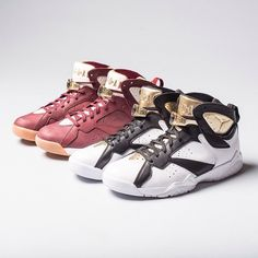 low priced a2248 b5eca Air Jordan 7 Retro Cigar   Champagne  250 each sizes 8-13 Available  06 20 2015 at all locations.  instoreonly  cigar  champage   cigarandchampagne  jordan7 ...