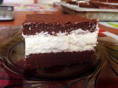 tejszelet suti Tiramisu, Cake, Ethnic Recipes, Desserts, Food, Tailgate Desserts, Deserts, Kuchen, Essen