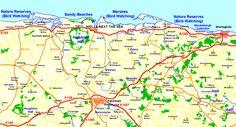 Norfolk Map - http://toursmaps.com/norfolk-map.html