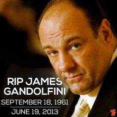RIP James!  You were the ultimate cool guy!