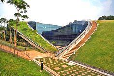 Escuela de diseño de arte y medios de comunicación de la Universidad Tecnológica de Nanyang (Singapur)