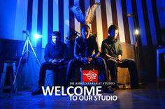 Telling Show عرض حكى   ~ At Dr Ahmed Barakat studio on the opening day ~   افتتاح مرسم دكتور أحمد بركات (المقر الجديد) بسابا باشا