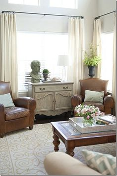 Small sitting areas on pinterest luxury master bedroom - Small bedroom sitting area ...
