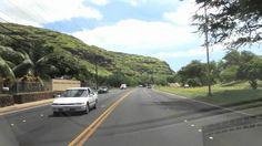Return on the west coast of Oahu Waikiki