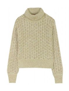 Missoni - WHY CHUNKY KNIT TURTLENECK PULLOVER. $535