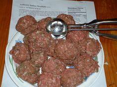 Authentic Italian Meatballs Recipe - Food.com