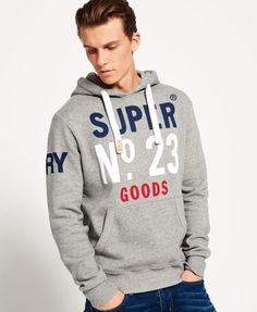 Men s Hoodies, Mens Sweatshirts, Superdry Mens, Men s Clothing, Men s  Fashion, Gray 610d61cfcdd3