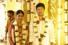 nice Tamil Actress Vijaya Lakshmi and Director Feroz Mahammed Marriage Stills