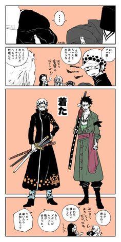 Zoro One Piece, One Piece Ship, One Piece Comic, One Piece Fanart, One Piece Anime, Anime Couples Manga, Cute Anime Couples, Manga Anime, Anime Art