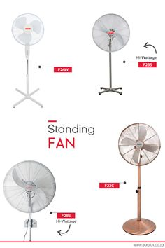 Fans are a great way to keep cool during the warm South African summer. Floor fans are a great options as they're easy to move around from room to room and are often adjustable. Floor Fans, Wall Lights, Ceiling Lights, You Are The World, Keep Cool, Light Table, African, Indoor, Warm