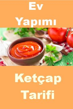 Ev Yapımı Ketçap Tarifi – Kahvaltılıklar – The Most Practical and Easy Recipes Homemade Ketchup Recipes, Honey Syrup, Pasta, Image Processing, Best Beauty Tips, Non Stick Pan, Homemade Beauty Products, Food Menu, Travel Size Products