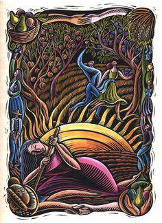 """Jennifer Hewitson: """"Harvest"""""""