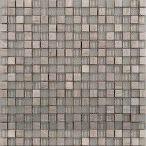 Emser Tile & Natural Stone: Ceramic and Porcelain Tiles, Mosaics, Glass Tiles, Natural Stone: Mosaic, Glass and Metal: Lucente Stone Blends ...