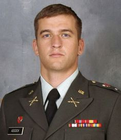 Army Capt. Shane T. Adcock  Died October 11, 2006 Serving During Operation Iraqi Freedom  27, of Mechanicsville, Va.; assigned to 3rd Battalion, 7th Field Artillery, 3rd Brigade, 25th Infantry Division, Schofield Barracks, Hawaii; died Oct. 11 from injuries sustained from enemy grenade fire in Hawijah, Iraq.