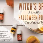 Witch's Brew: A Healthy Halloween Potion You Have to Try