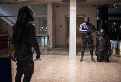 Arrow: Vigilante Photos Released