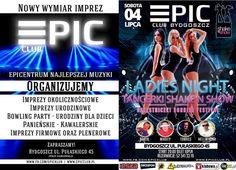 Wakacyjna sobota w EPIC! #Najlepsza impreza w mieście