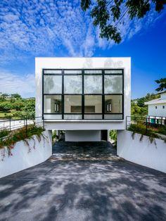Casa A / Terra e Tuma Arquitetos Associados (São Paulo, Brasil) #architecture
