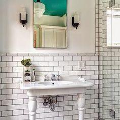 Teal Sink Vanity - Design, decor, photos, pictures, ideas ...