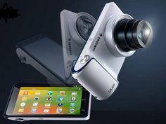 Samsung Galaxy Camera - Com android, 3G e Wi-Fi. Pq não inventaram isso antess??