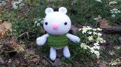 Los mundos de Esthercita: Nuevo patrón amigurumi gratis Teddy Bear, Christmas Ornaments, Toys, Holiday Decor, Crochet, Animals, Home Decor, Activity Toys, Animaux