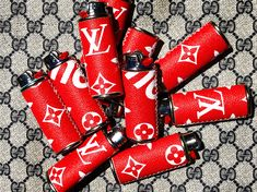 3e3823f5b81 Supreme Louis Vuitton Lighter Sleeve. HighFlyerLuxury