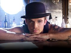 Cam Gigandet.... I had a dream about him that was less than decent...