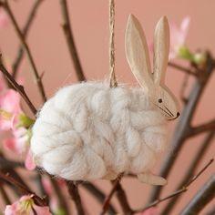 wooly rabbit