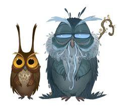 Cory Loftis Owls