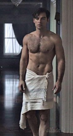 Aidan Turner as Philip in And Then They Were Gone (BBC)