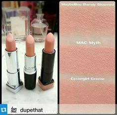 "MAC ""Myth"" Dupes!"