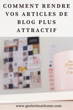 Comment j'écris mes articles de blog pour améliorer mon taux de conversion et faire rester les lecteurs sur mon blog. #bloggingtips #blogging #redactionweb Inbound Marketing, Web Seo, Le Web, Social Networks, Articles, Email, Tips, Internet, Passion